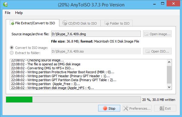 5 เครื่องมือในการแปลงไฟล์ BIN เป็นภาพ ISO